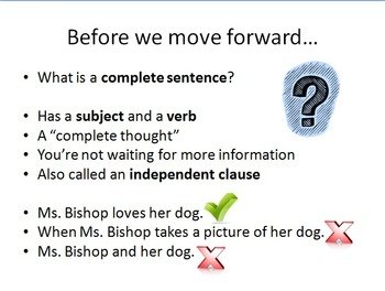 Punctuation Bundle!  Includes Comma Lesson & Colon/Semicolon Lesson (with Notes)