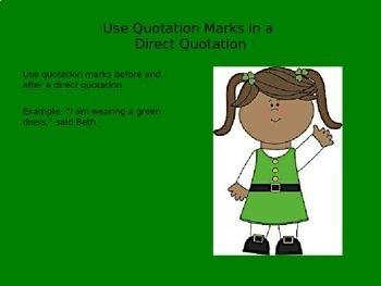 Punctuation PowerPoint Bundle