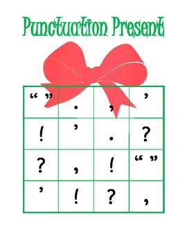 Punctuation Center