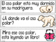Punctuation Center for JANUARY in Spanish
