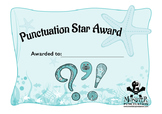 Punctuation Certificate