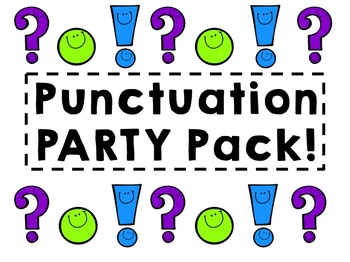 Punctuation Day Pack