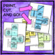 Punctuation Dice Key Stages 1 and 2 BUNDLE