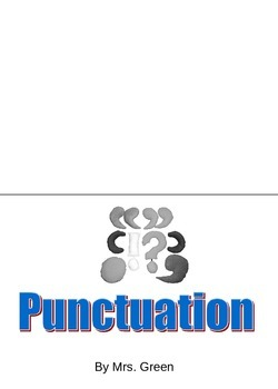 Punctuation Digital Flipbook