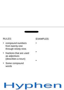 Punctuation Digital Flipbook