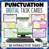 Punctuation Digital Activities Google Drive® Resource