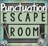 Punctuation Review Escape Room