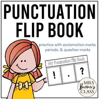 Punctuation Flip Book
