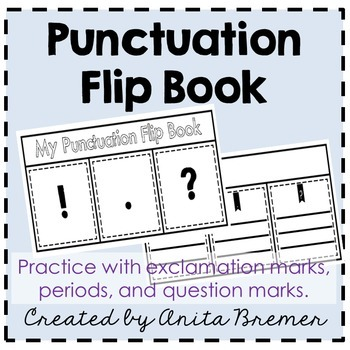 Punctuation Flip Book