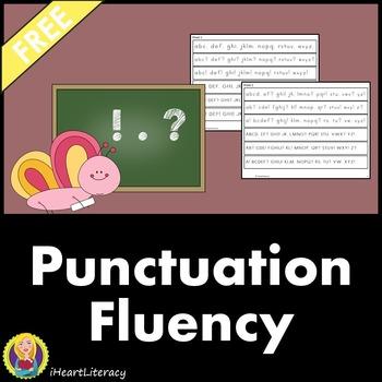 Punctuation Fluency