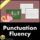 Free Punctuation Fluency