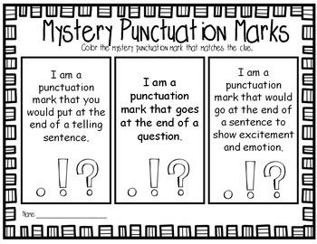 Punctuation Fun