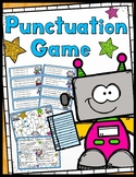 Punctuation Game - 30 Punctuation Task Cards!