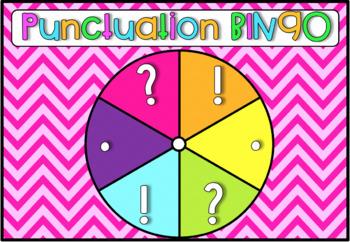 Punctuation Games
