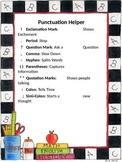 Punctuation Helper