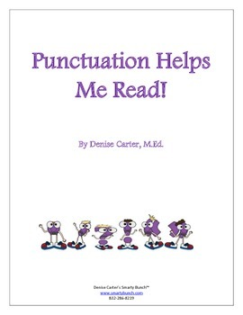 Punctuation Helps Me Read