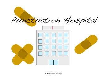 Punctuation Hospital