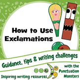 Punctuation: How to Use Exclamation Marks