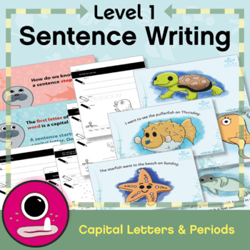 Punctuation: How to use Capital Letters and Periods (Full Stops)