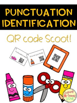 Punctuation Identification QR Code Scoot