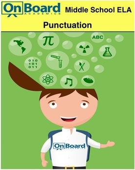 ELA Punctuation-Interactive Lesson
