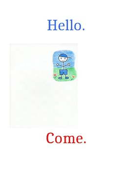 Punctuation Invitation