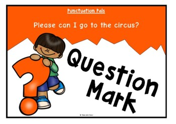 Punctuation Kids