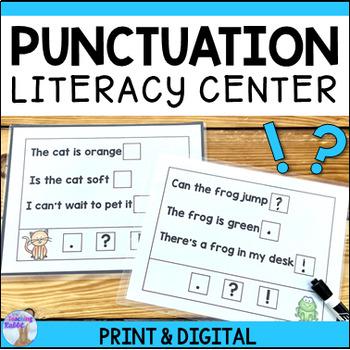 Punctuation Literacy Center