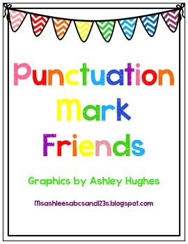 Punctuation Mark Cards