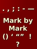 Punctuation: Mark by Mark