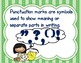 Punctuation Marks - ELA 5-6 Day Guided Mini Lessons