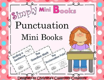 Punctuation Marks: Simply Mini Books