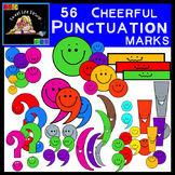 Clipart: Punctuation Marks {Sweet Line Design Clipart}