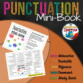 Punctuation Mini-Book (A Perfect Addition to an ELA Intera