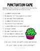 Punctuation Activities Mini Bundle