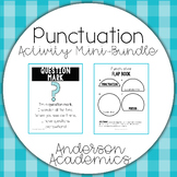 Punctuation Activities - Posters, Flip Books, and More!