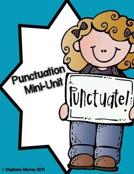 Punctuation Mini-Unit
