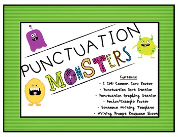 Punctuation Monsters
