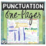 Punctuation One Pager