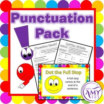Punctuation Pack