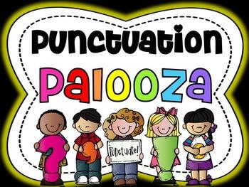 Punctuation Palooza