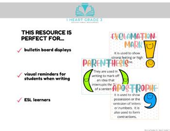 Punctuation Pals