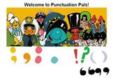 Punctuation Pals Curriculum