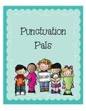 Punctuation Pals - Fun with Periods, Question Marks, Exclamations, and Commas