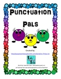 Punctuation Pals - Poster Set and more!