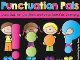 Punctuation Posters and Practice Activities