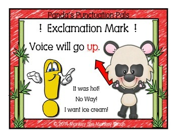 Punctuation Panda  1 ( Introduction of Voice Usage)