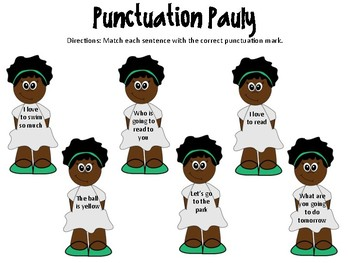 Punctuation Pauly