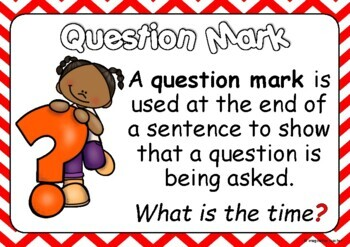 Punctuation Pencils
