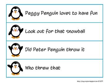 Punctuation Penguins